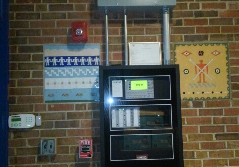 New Fire Alarm system, Medford Lakes